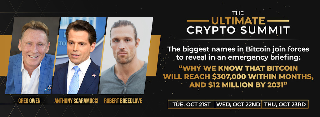 The Ultimate Crypto Summit